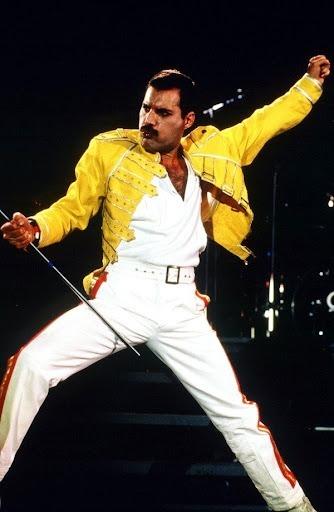 De quel groupe Freddie Mercury était-il le chanteur ?