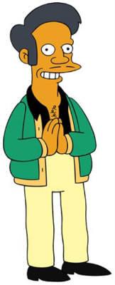 Combien d'enfants a Apu avec sa femme Manjula ?