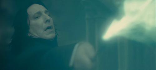Pourquoi Rogue a tué Dumbledore ?