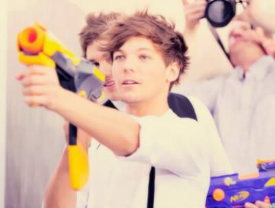 Louis aime ....