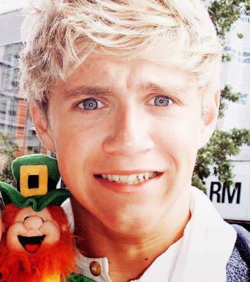 Niall a la phobie de quoi ?