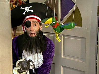 Comment s'appelle le pirate qui n'a qu'un oeil ?
