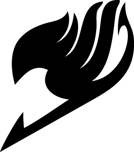 Dans Fairy Tail,  où se trouve l'emblème de la guilde sur Gajeel ?