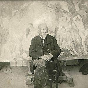 Quel était le prénom du peintre Cézanne ?