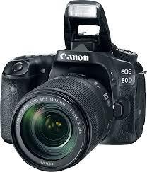 Combien coûte cette caméra canon eos 80d ?