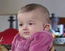 Comment s'appelle la fille de Samia et Boher ?