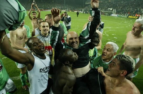 Qu'est-ce que les Verts ont remporté en 2004 ?