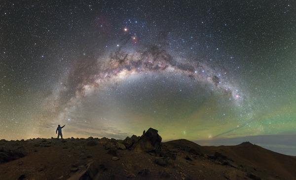 Naše planeta Země je součástí galaxie,  jak se tato galaxie jmenuje?