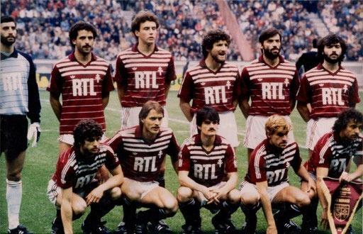 Contre quelle équipe les messins gagnent-ils la finale de Coupe de France en 1984 ?