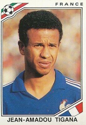 En 1984, Jean Tigana termine second au classement du Ballon d'Or, juste derrière Michel Platini.