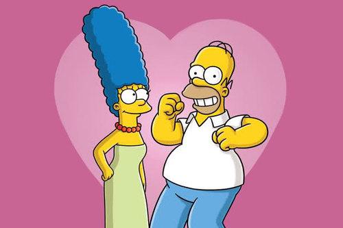 Comment s'appelle la femme d'Homer dans les Simpson ?