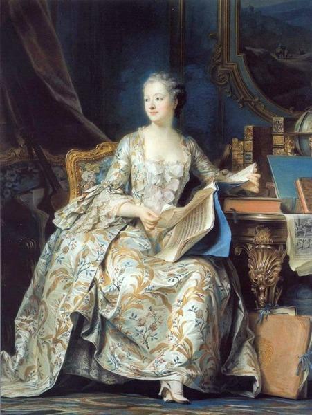 De quel roi la marquise de Pompadour était-elle la maîtresse ?