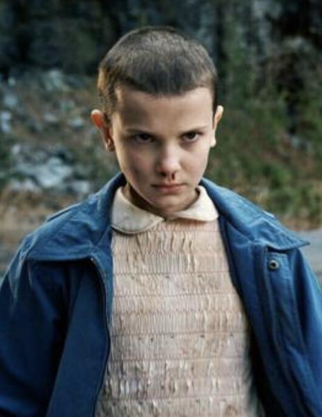 Qui interprète le rôle d'Eleven ?