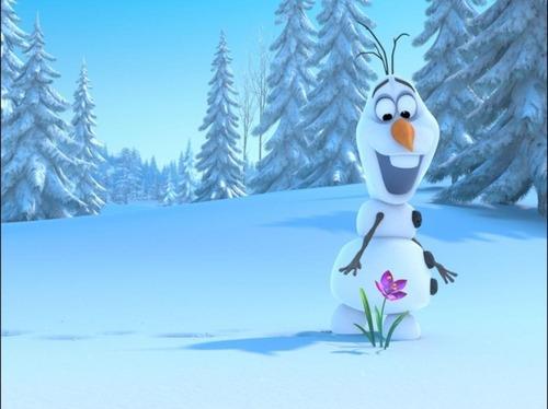 Quel est le nom de ce bonhomme de neige ?