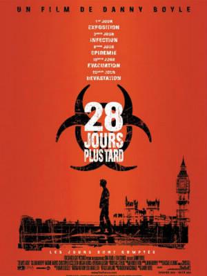 """Selon le CNC (Le CSA du cinéma), le film """" 28 Jours plus Tard"""", le film est ..."""