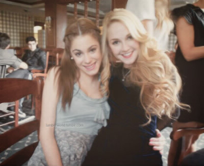 Est-ce que Ludmila et Violetta seront amies ?