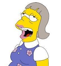 De quelle origine est Abbie Simpson, la demi-soeur aînée d'Homer et Herbert ?