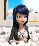 Comment s'appelle la fille aux cheveux bleus sur Miraculous ?