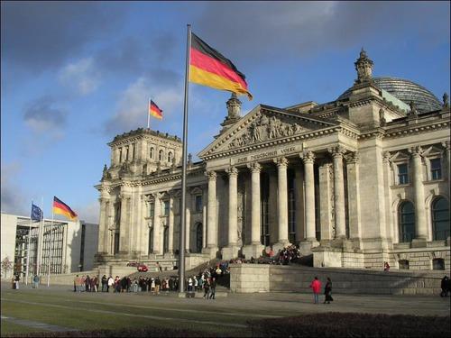 La capitale de l'Allemagne est Berlin.