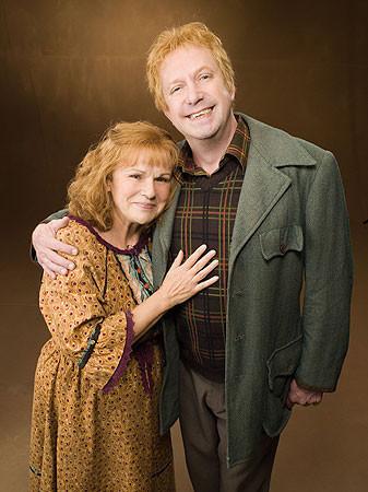 Le nom de jeune fille de Mme Weasley est...