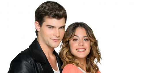 Welk liedje zingen Diego en Violetta?
