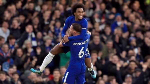 Jeden jediný gól strelil Danny Drinkwater v drese Chelsea, proti komu to bolo?