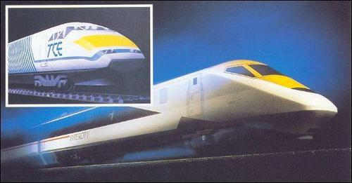 De quel pays est ce TGV qui s'appellait interCity Express ?