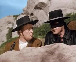 Quel est le nom du valet muet mais pas sourd de « Zorro » ?
