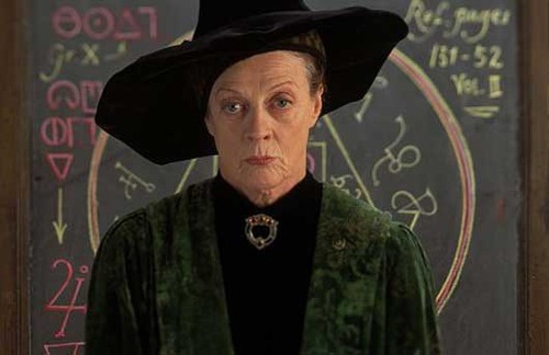 What is the patronus of Minerva McGonagall ?