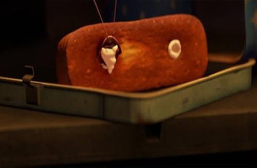 Dans quel grand classique Disney peut-on voir ce gâteau ?