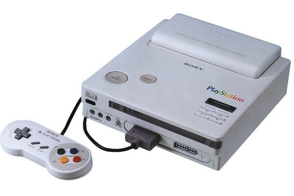 Kdo vyvíjel se SONY prototyp konzole PlayStation?