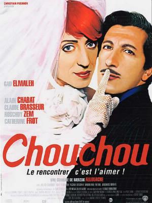 """En quelle année est sorti le film """" Chouchou"""" ?"""