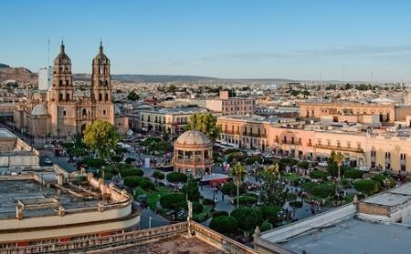 ¿Cuál es la capital del estado de Durango?