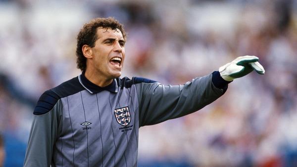 Il est à ce jour (2021) le joueur anglais le plus capé en sélection. Qui est ce gardien ?