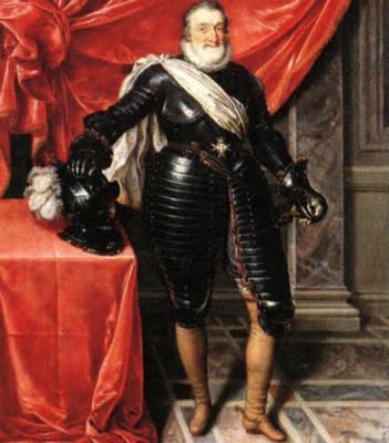 En quelle année Henri IV impose-t-il l'Édit de Nantes qui a pour but de mettre fin aux guerres de religion ?