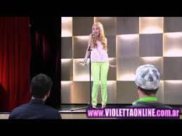 Quelle chanson Ludmila va-t-elle chanter sur l'image ?