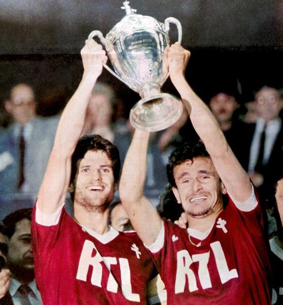 Contre quelle équipe le FC Metz remporte-t-il sa seconde Coupe de France en 1988 ?