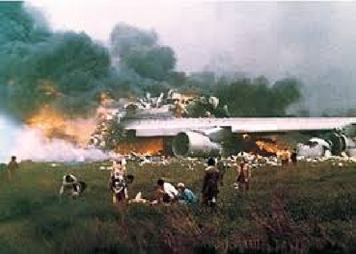 Jakie samoloty zderzyły się na Teneryfie w 1977 ?