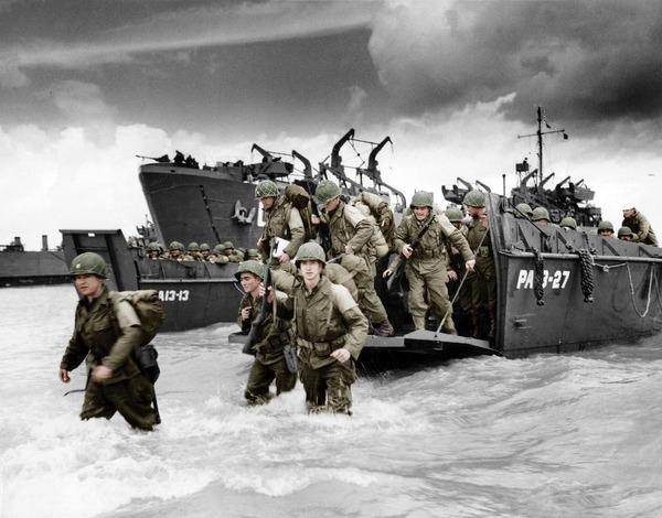Pourquoi la bataille de Normandie, durant la seconde Guerre mondiale, avait pour nom de code Overlord ?