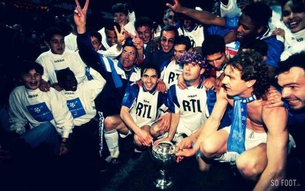 Sur quel score les auxerrois battent-ils le Nîmes Olympique en finale de Coupe de France 1996 ?