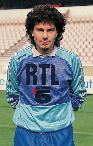 Le PSG est le dernier club pro de la carrière de Joël Bats.
