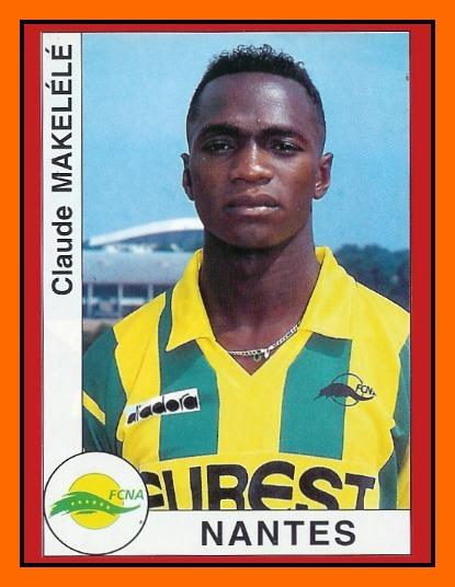 Dans quel club Claude Makélélé évoluait-il avant de rejoindre le FC Nantes ?