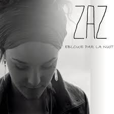 Dans de la chanson '' Ébloui par la nuit ''  par ZAZ.Retrouvons  4 mots manquants. De nos nuits de fumette, il _   _   _   _