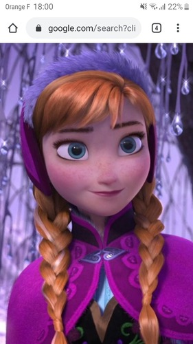 Quelle est la grande sœur de Anna ?