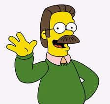 """Quand Flanders décide de déménager, dans quel coin """"parfait"""" emménage-t-il ?"""