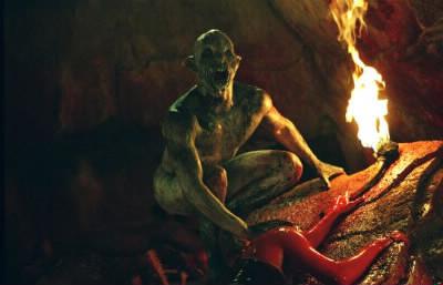 À quel film d'horreur appartient cette scène ?