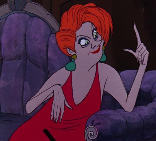 """Que recherche Madame Médusa dans : """"Bernard & Bianca"""" ?"""
