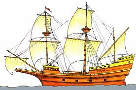 The Pilgrims was arrived in America in the...