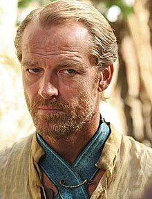 Avant d'en tomber amoureux, Jorah Mormont devait ....
