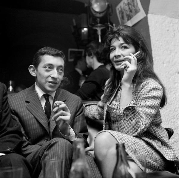 """Avec qui Serge Gainsbourg a-t-il chanté """"La Javanaise"""" ?"""